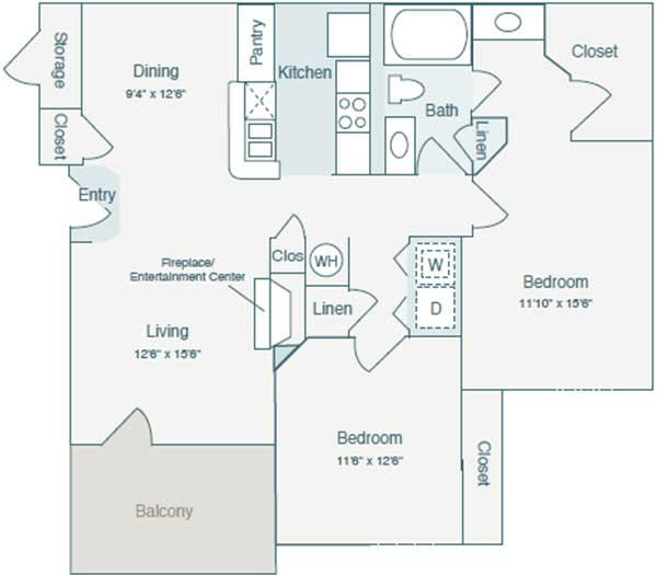Wynnewood At Wortham Apartments